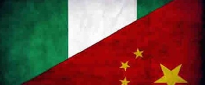 Nigeria-China-Flags