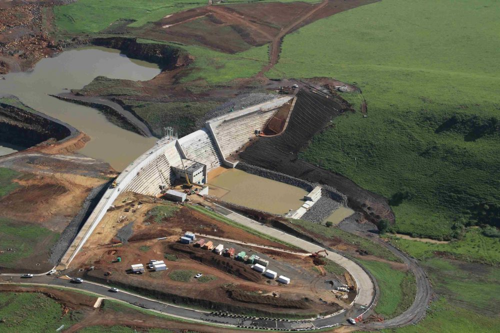 ngula pumped storage scheme Unit 3