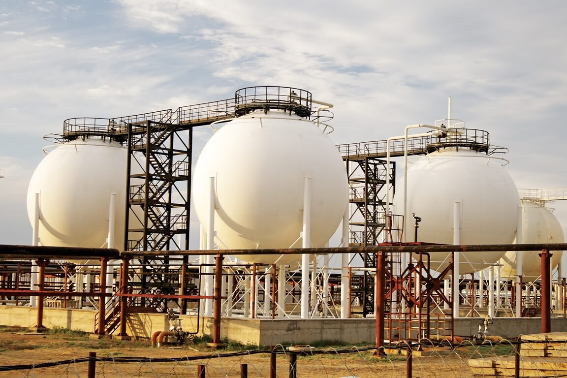 liquefied natural gas project
