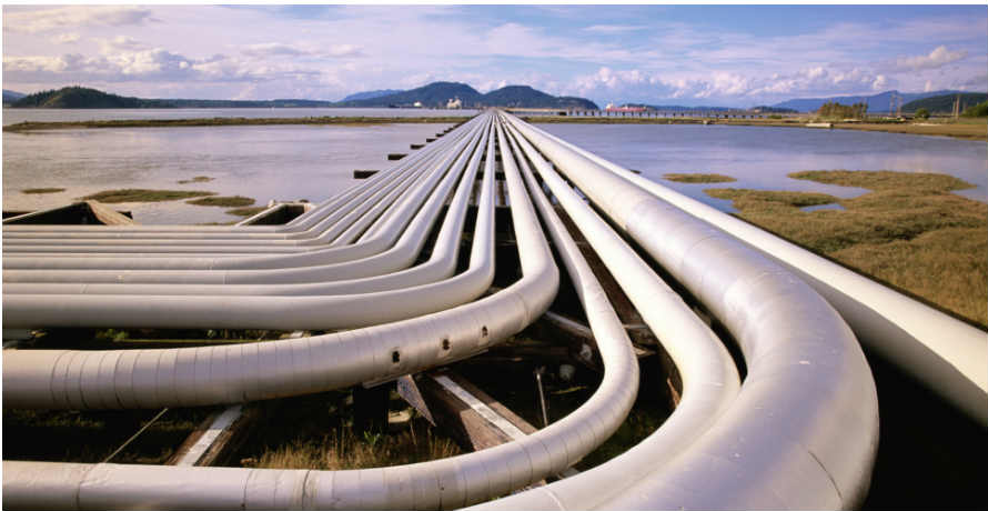 Mtwara gas pipeline