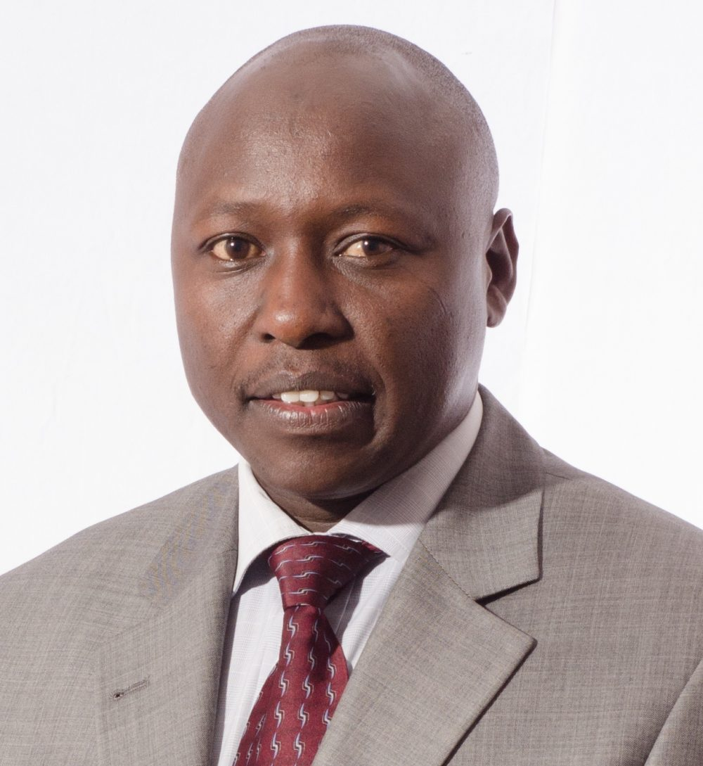 Dr. Ken Tarus, acting MD and CEO, Kenya Power