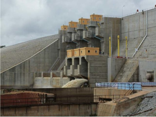 Cameroon Lom-Pangar Hydroelectric