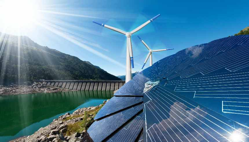 Renewable Energy Costs Less By Far Making It The Logical