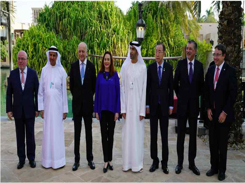 Image result for World Government Summit Focuses Agenda On SDGs
