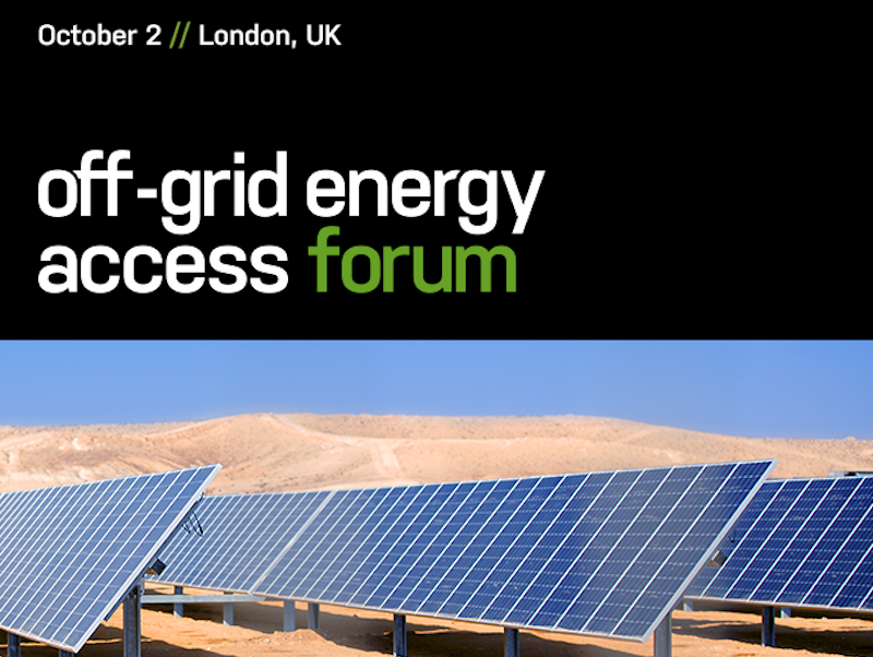 About Off-Grid Energy Access Forum | ESI-Africa com