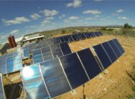 solar power projects chad