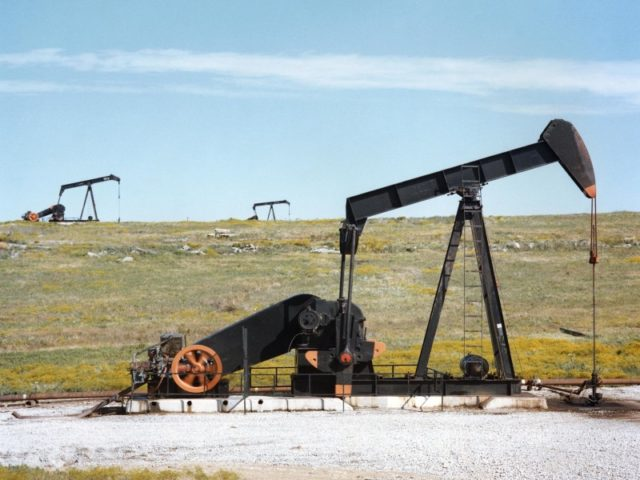oil pump jacks