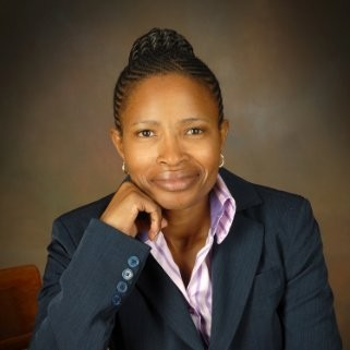 Mrs. Matsotso Vuso, MD of Nyamezela