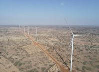 Senegal wind farm
