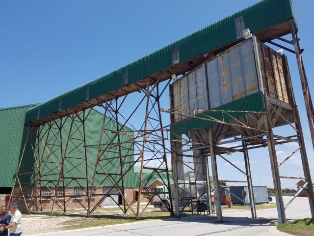 investment in South African biomass industry